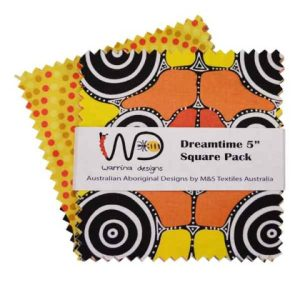 Dreamtime-Five-inch-square-pack-Yellow-3-e1494823210412