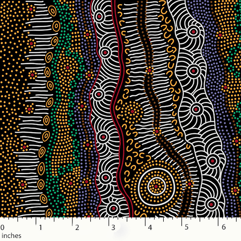 Gathering-by-the-Creek-Brown-by-Janet-Long-Nakamarra-min.png