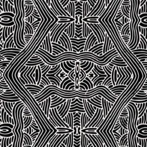 UNTITLED BLACK BY NAMBOOKA