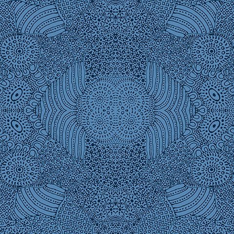 WATERHOLE BLUE